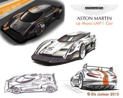 Aston LMP1 final presentation by ewbj