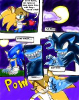 Sonic High: pg. 79 by amyrose777