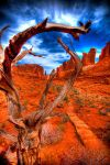 Park Avenue Trail, Arches NP by CGPhotography