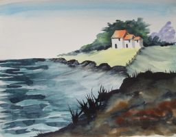 First Watercolour by LianneC