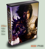 :case:Prince of Persia by foxgguy2001