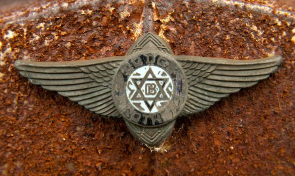 Dodge Brothers Emblem very sacred very beautiful by Sugaree-33