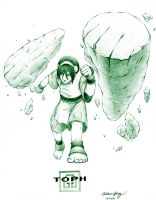Toph v.2 by silentsketcher