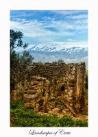 Landscapes of Crete XII by calimer00