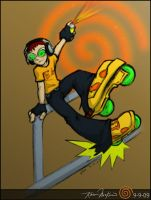 Jet Set Radio - Beat by souldreamx