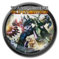 Transformers Fall Of Cybertron Bruticus Icon by AcidCrashLv