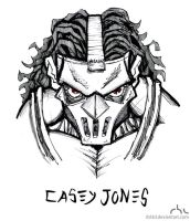 Casey Jones (TMNT) by rbl3d