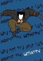 Wolverine by blindfaith311