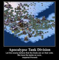 Apocalypse Tank Division by ChapterAquila92