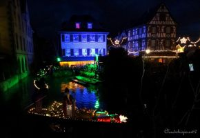 Fairy Xmas night 2012 by Cloudwhisperer67
