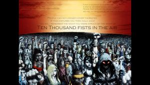 Ten Thousand Fists by Harvy355