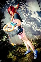 Destiny Islands - Kairi Kingdom Hearts II Cosplay by LiryoVioleta