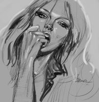 daily sketch 1208 by nosoart