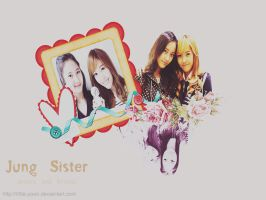 Jung Sister by Little-Yoon