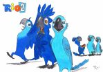 Rio 2 - WTF? by asher-050100