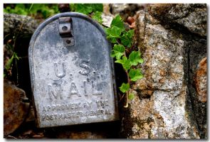 US Mail by fl8us