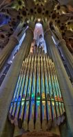Organ pipes by forgottenson1
