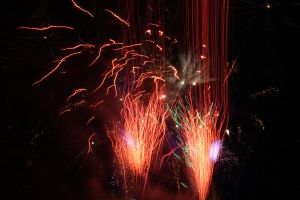first firework photos ! by loobyloukitty