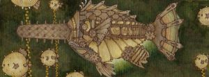 Steampunk Fish - Color by sharkdiver131