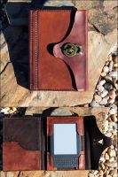 Heavy Kindle Cover by Shendorion