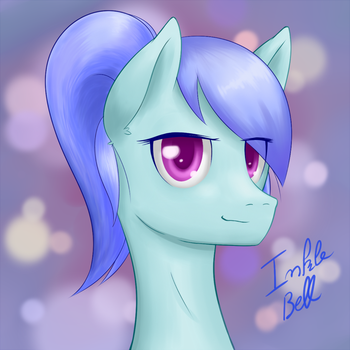 Inkle Bell by Aethersly