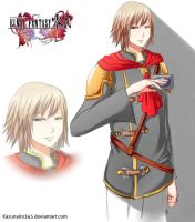 Ace Type-0 by Hiioji