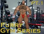 [B3] Buster Cover [Gym Pt1] [Furry] by Bodybeef