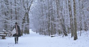 Snow way by Juelej