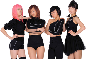 Miss A PNG by yssietwilighter