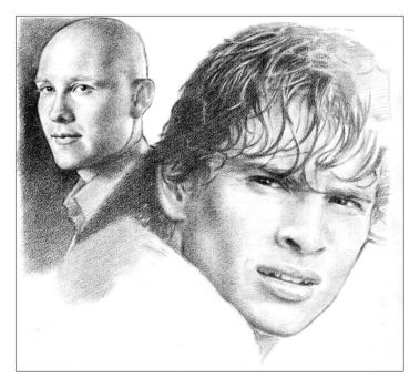 Smallville -unfinished- by SeanRobertCook