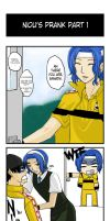Niou's Prank Part 1 by chacocat
