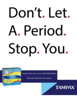 Tampax Ad 1 by kacyface