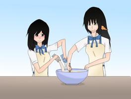 Collab: Another Cooking Class by xPawhaha