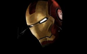 Iron Man by xX-Convex-Xx