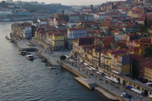 Ribeira in sweet December light by Pippa-pppx