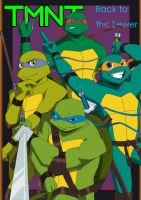 TMNT - Back to the Sewer by roy-tailor