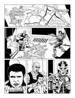 Judge Dredd - Cycle Of Violence Page 1 by allistermac