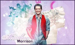 Matthew Morrison Blend by HappinessIsMusic