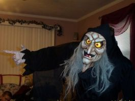 Life size Halloween Prop by JollyGorilla