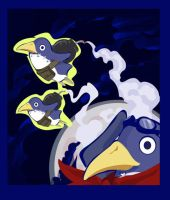 DOOOD prinny madness by Saint-Juniper