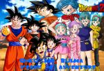 Goku and Bulma: Years of adventure by ltdtaylor1970