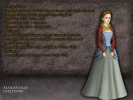 Isabella of Valois, Queen of England 1396-1399 by TFfan234