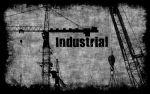 Industrial background 2 by ARTIblack