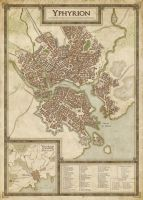 City of Yphyrion by MaximePLASSE