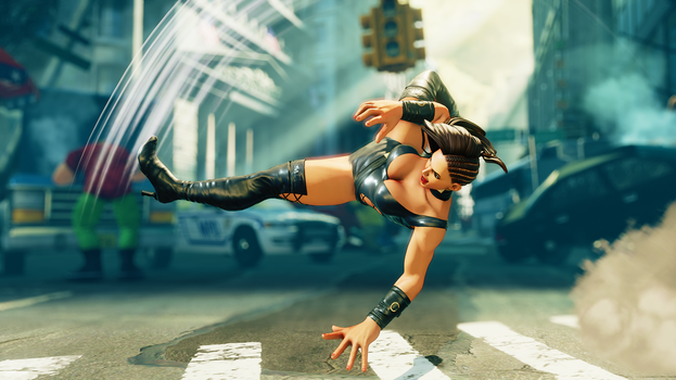 Laura Kitana Cosplay Showcase by BrutalAce