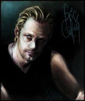 Eric Northman II by kittrose