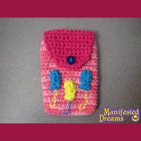 Pinkie Pie inspired Phone Pouch by ManifestedDreams