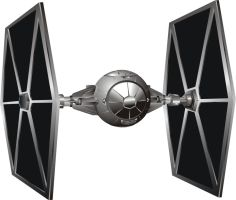 star wars tie fighter by xxSMUDGExx