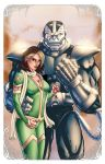 Rogue N Apocalypse by ChrisSummersArts