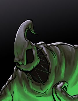 Oogie Boogie by a-Ryno